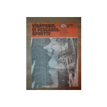 REVISTA ''VANATORUL SI PESCARUL SPORTIV'', NR. 10 OCTOMBRIE 1984