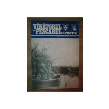 REVISTA ''VANATORUL SI PESCARUL SPORTIV'', NR. 10 OCTOMBRIE 1987