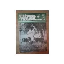 REVISTA ''VANATORUL SI PESCARUL SPORTIV'', NR. 10 OCTOMBRIE 1988