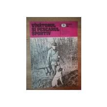 REVISTA ''VANATORUL SI PESCARUL SPORTIV'', NR. 11 NOIEMBRIE 1983