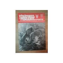 REVISTA ''VANATORUL SI PESCARUL SPORTIV'', NR. 11 NOIEMBRIE 1988