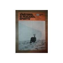REVISTA ''VANATORUL SI PESCARUL SPORTIV'', NR. 12 DECEMBRIE 1984