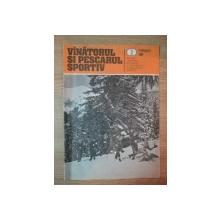 REVISTA ''VANATORUL SI PESCARUL SPORTIV'', NR. 2 FEBRUARIE 1984