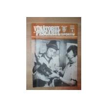 "REVISTA ""VANATORUL SI PESCARUL SPORTIV"" , NR. 2 FEBRUARIE 1989"