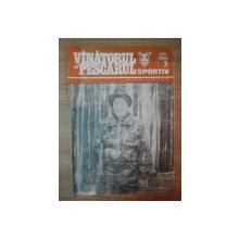 REVISTA ''VANATORUL SI PESCARUL SPORTIV'', NR. 3 MARTIE 1988
