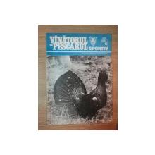 REVISTA ''VANATORUL SI PESCARUL SPORTIV'', NR. 4 APRILIE 1987