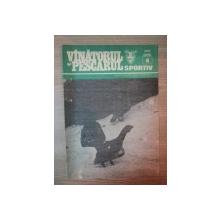 REVISTA ''VANATORUL SI PESCARUL SPORTIV'', NR. 4 APRILIE 1988