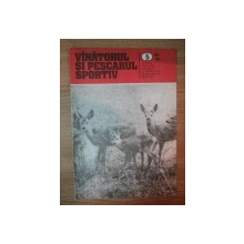 REVISTA ''VANATORUL SI PESCARUL SPORTIV'', NR. 5 MAI 1985