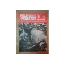 REVISTA ''VANATORUL SI PESCARUL SPORTIV'', NR. 5 MAI 1987