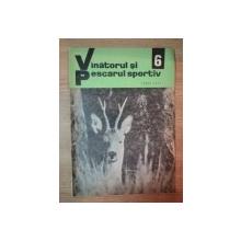 REVISTA ''VANATORUL SI PESCARUL SPORTIV'', NR. 6 IUNIE 1971