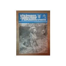 REVISTA ''VANATORUL SI PESCARUL SPORTIV'', NR. 6 IUNIE 1988