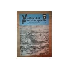 REVISTA ''VANATORUL SI PESCARUL SPORTIV'', NR. 7 IULIE 1978