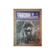REVISTA ''VANATORUL SI PESCARUL SPORTIV'', NR. 7 IULIE 1987