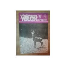 REVISTA ''VANATORUL SI PESCARUL SPORTIV'', NR. 7 IULIE 1988