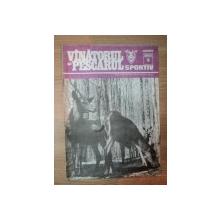 """REVISTA """"VANATORUL SI PESCARUL SPORTIV"""" , NR. 9 SEPTEMBRIE 1989"""
