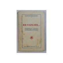 REVIZUIRI ... OBSERVATII ASUPRA GRESELILOR IN PREDAREA INVATAMANTULUI PRIMAR de DUMITRU THEODOSIU , 1940