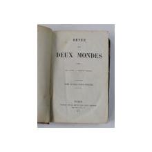 REVUE DES DEUX MONDES - XLI e ANNE - SECONDE PERIODE - TOME QUATRE 0 VINGT - ONZIEME , 1871