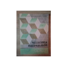 REZISTENTA MATERIALELOR . APLICATII de I. TUDOSE , D.M. CONSTANTINESCU , M. STOICA , 1990