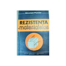 REZISTENTA MATERIALELOR-NICOLAE POSEA
