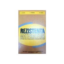 REZISTENTA MATERIALELOR PENTRU SUBINGINERI-I.TUDOSE