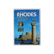 RHODES LINDOS and SIMI - FULL TOURIST GUIDE , 1996