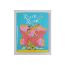 RIDDLES AND RHYMKES , illustrated by DICK MARTIN , 1992