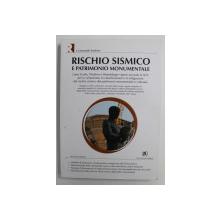 RISCHIO SISMICO E PATRIMONIO MONUMENTALE di LEONARDO SANTORO , 2017, CONTINE CD *