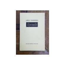 Rocada de Virgil Teodorescu - Bucuresti, 1966 *Dedicatie