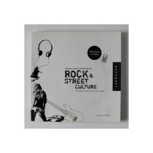 ROCK and STREET CULTURE - DESIGN PARTS SOURCEBOOK , 2008 , CONTINE CD *