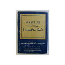 ROGET ' S II , THE NEW THESAURUS , 1980