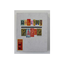 ROLLING PAPER - GRAPHICS ON CIGARETTE ROLLING PAPER , by JOSE LORENTE CASCALES , 2007