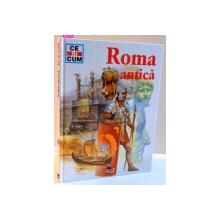 ROMA ANTICA , ILUSTRATII de PETER KLAUCKE , 2003