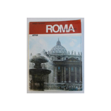 ROMA E I SUOI TESORI di SERGIO CARTOCCI , 1974