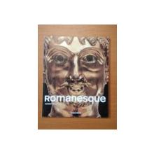 ROMANESQUE ART-NORBERT WOLF,LIMBA ENGLEZA