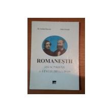 ROMANESTII PERSONALITATI ALE REVOLUTIEI DELA 1848-LUCHIAN DEACONU,OTILIA GHERGHE