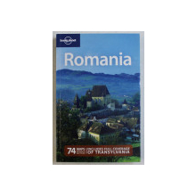 ROMANIA , 74 MAPS DETAILED & EASY TO USE by LEIF PETTERSEN and MARK BAKER , 2010