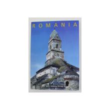 ROMANIA , ALBUM DE FOTOGRAFII CU TEXT IN ROMANA SI ENGLEZA de DIANE CHESNAIS , 2001