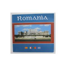 ROMANIA , ALBUM FOTOGRAFIC CU TEXT IN PORTUGHEZA , ITALIANA , SPANIOLA , GREACA , 2019