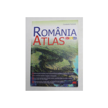 ROMANIA - ATLAS SCOLAR de CONSTANTIN FURTUNA , 2014