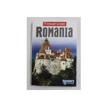 ROMANIA - INSIGHT GUIDES , 2007