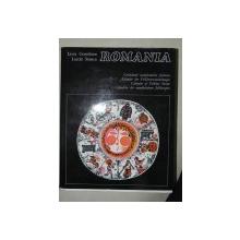 ROMANIA,calendarul manifestarilor folclorice,-LIVIU CERNAIANU SI LASCAR STANCU  1974