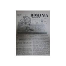 ROMANIA MUZICALA -REVISTA ARTISTICA LITERARA -ANUL XIII 1902 NR.11- 20