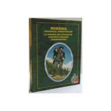 ROMANIA, PARADISUL VANATORILOR,  2006, CONTINE DVD