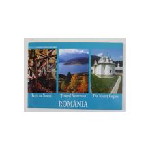 ROMANIA - TINUTUL NEAMTULUI , fotografii de FLORIN ANDREESCU , text MARIANA PASCARU , 2006, TEXT IN ROMANA , ENGLEZA , FRANCEZA