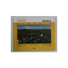 ROMANIA , VESNICIA SATULUI , fotografii de FLORIN ANDREESCU , EDITIE IN ENGLEZA , ROMANA , FRANCEZA , 2012