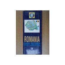 ROMANIA.GHID TURISTIC/ROAD GUIDBOOK