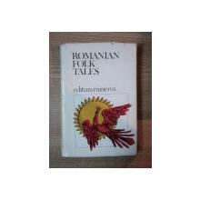 ROMANIAN FOLK TALES de ANA CARTIANU , 1979