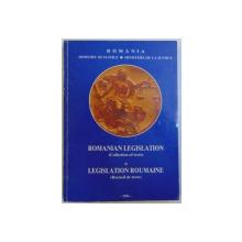 ROMANIAN LEGISLATION/ LEGISLATION ROUMAINE, 1995