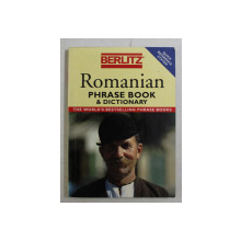ROMANIAN , PHRASE BOOK AND DICTIONARY
