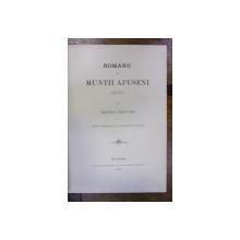 ROMANII DIN MUNTII APUSENI . MOTII de TEOFIL FRANCU si GEORGE CANDREA  (1888)